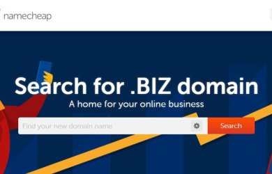 namecheap .biz domain coupon