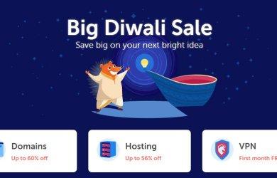 NameCheap Diwali Sale 2020
