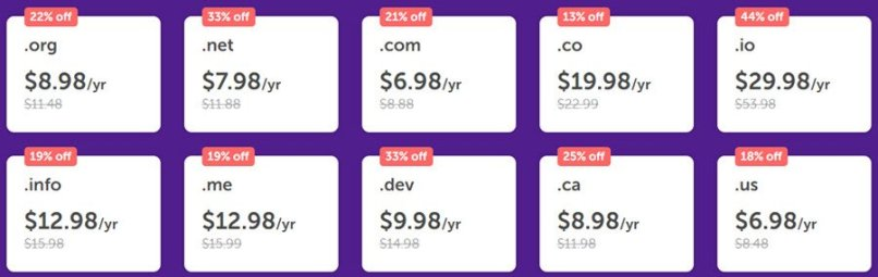 Transfer Domains To NameCheap For Up To 44% OFF