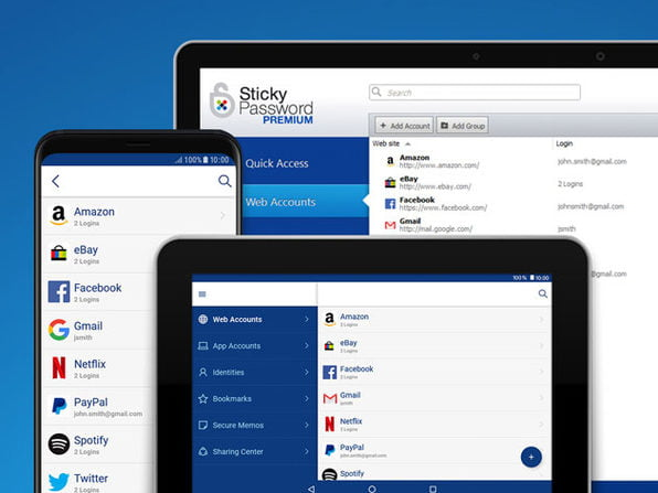 85% OFF Sticky Password Lifetime Deal On March 2021
