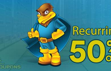hawkhost recurring discount