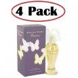 4 Pack of Mariah Carey Dreams by Mariah Carey Eau De Parfum Spray 1.7 oz for $103