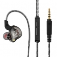 6D In-Ear Bass Sound Sport Earbuds for $14