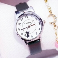 Black Cat Quartz Wristwatch for $15