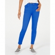 Celebrity Pink Juniors' Women's Ankle Skinny Jeans Blue Size 1 for $34