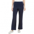Karen Scott Women's Petites Microfleece Pants Blue Size 44 for $23