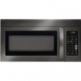 LG LMV1831BD 1.8 Cu. Ft. Black Stainless Over-the-Range Microwave for $369