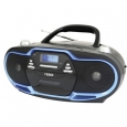 Naxa NPB257 Portable MP3/CD Player, AM/FM Stereo Radio & USB Input for $99