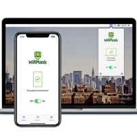 WifiMask VPN Unlimited Devices: 3-Yr Subscription