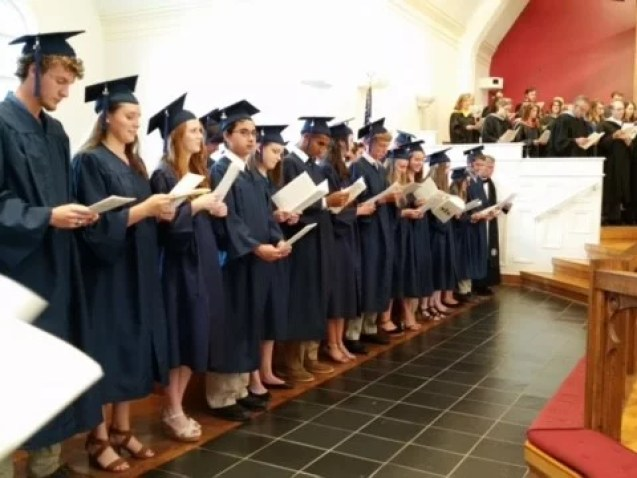 class of 2018 convocation