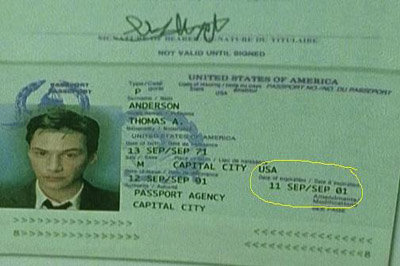 matrix passport
