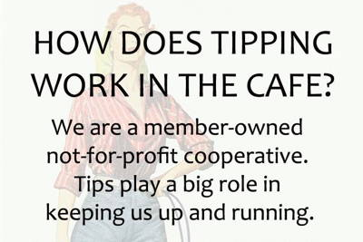 Tipping Suggestions