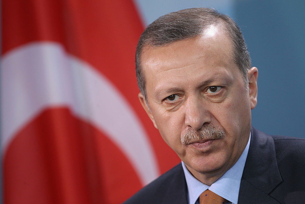 New Caliph Erdogan irritates European Union