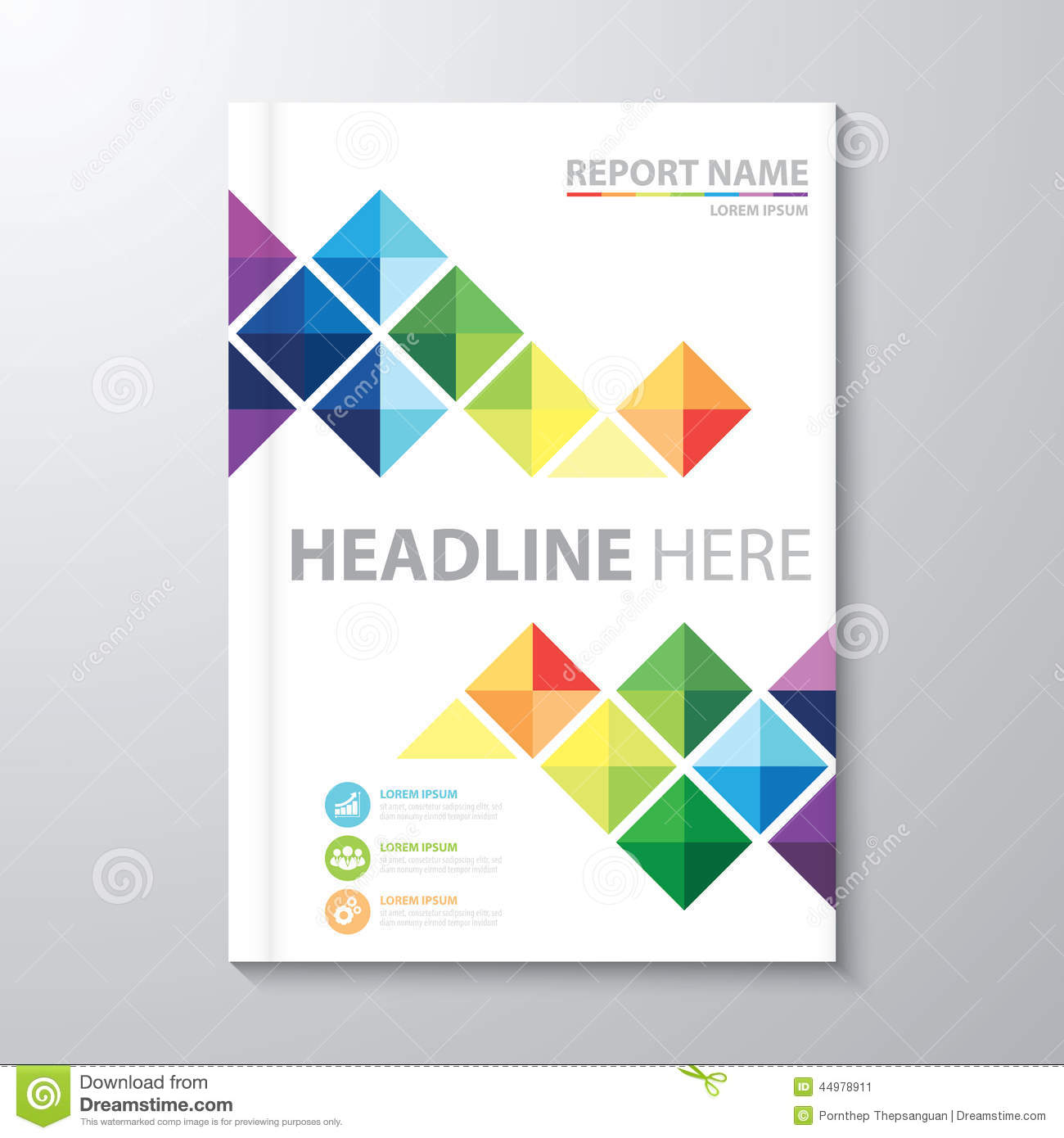 word front cover templates report cover page templates report – Free Report Cover Templates