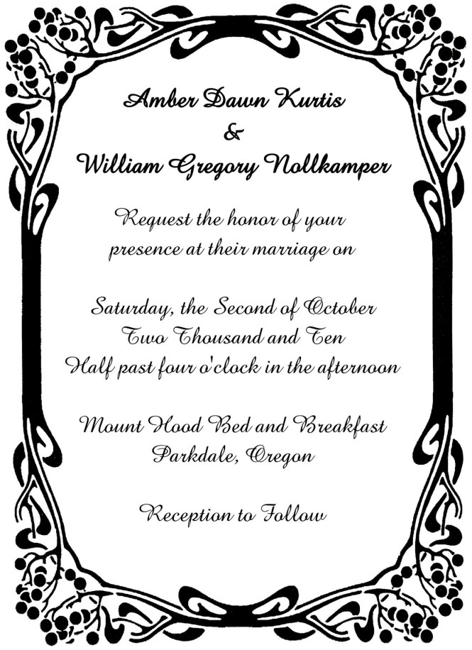 Best Design Border Borders For Wedding Invitation Drawing