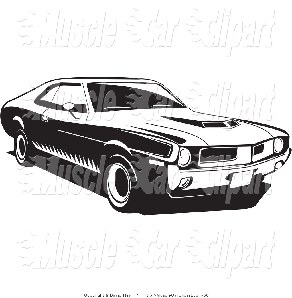 15 Muscle Cars Photos Art Images