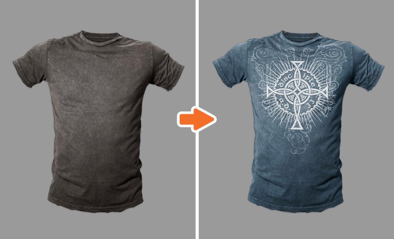 13 T Shirt Texture Photoshop Images