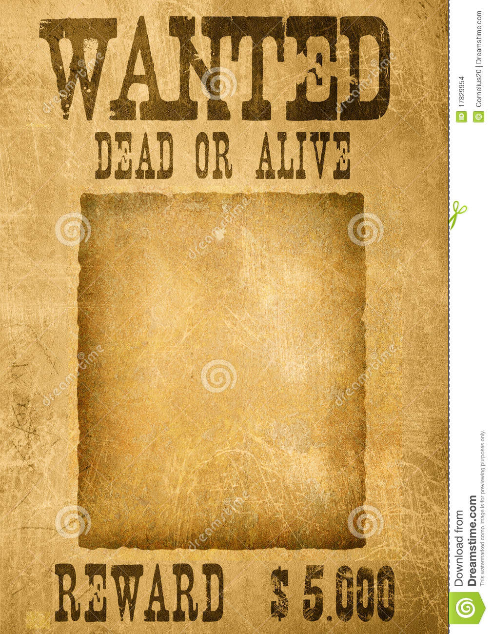 Wanted Templates most wanted poster template pictures to pin on – Most Wanted Posters Templates