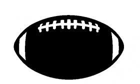 12 Free Vector Football Outline Images - American Football ... (280 x 168 Pixel)