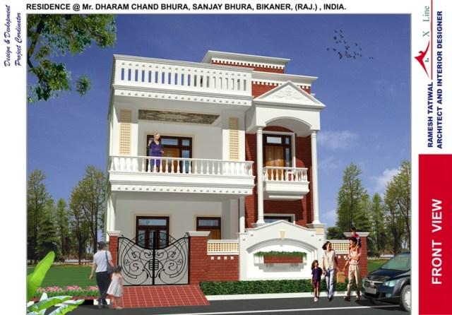 Home Design Front Elevation - Front Elevation Concepts Home Design ...