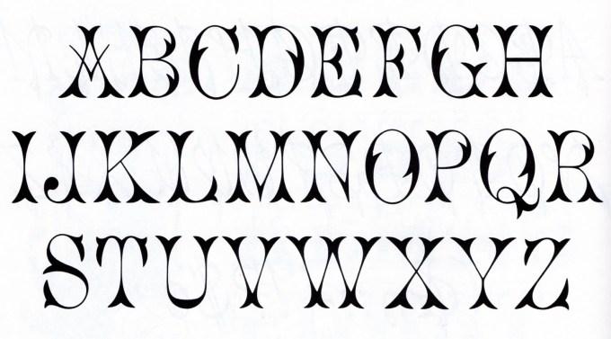 Alphabet letters fancy fonts textpoems 11 fancy fonts alphabet letters images letter stencils altavistaventures Image collections