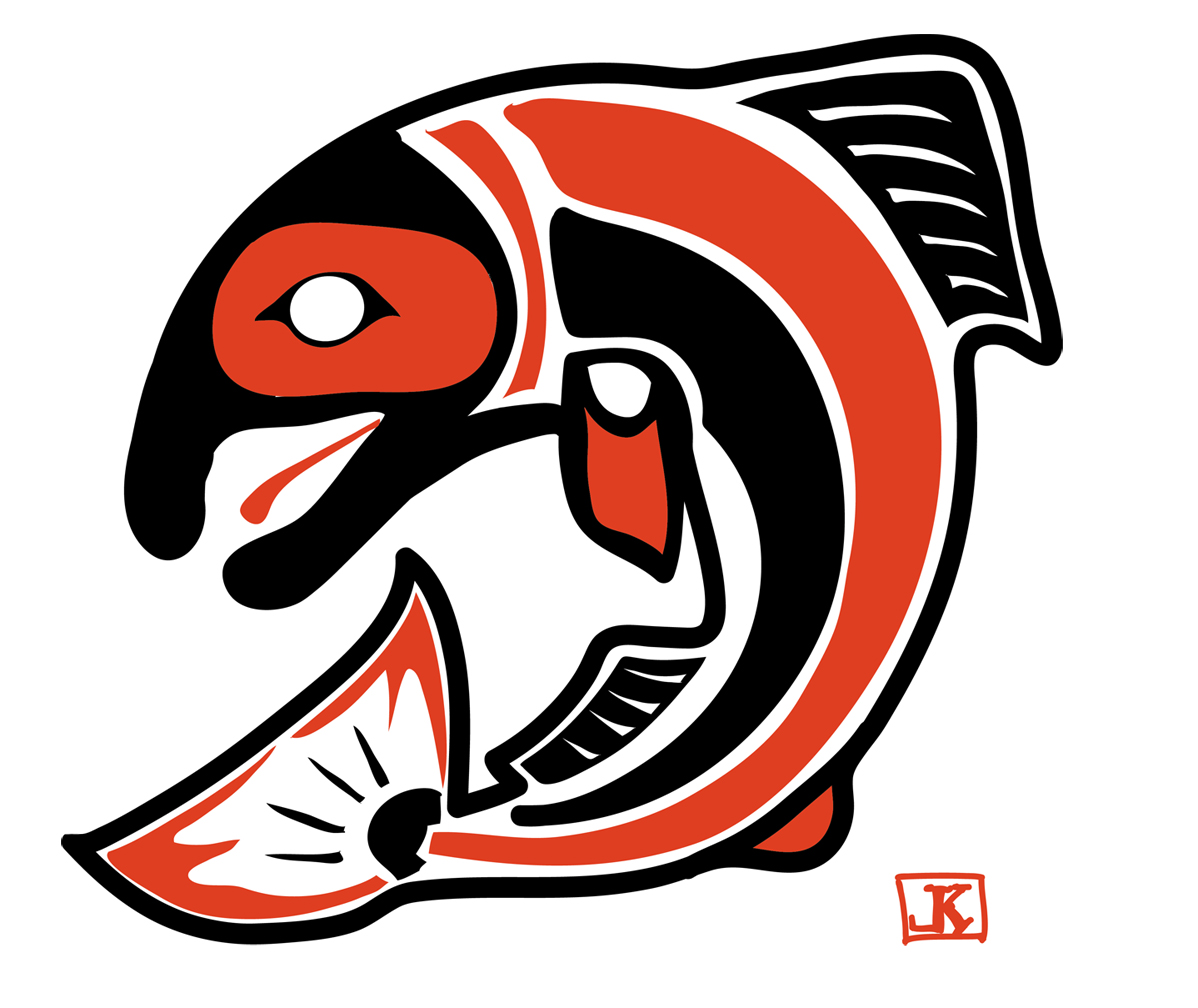 17 Native American Fish Designs Images