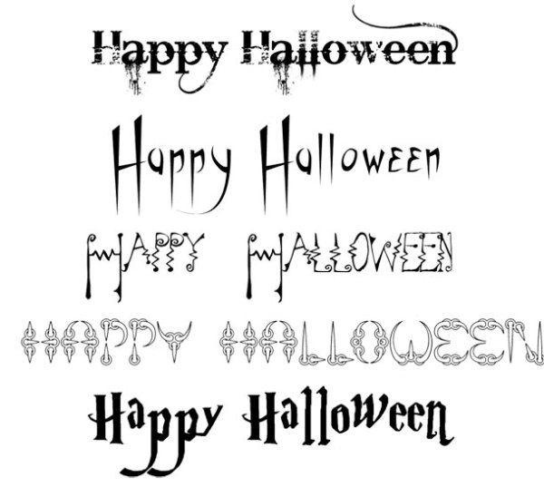 free halloween fonts # 24