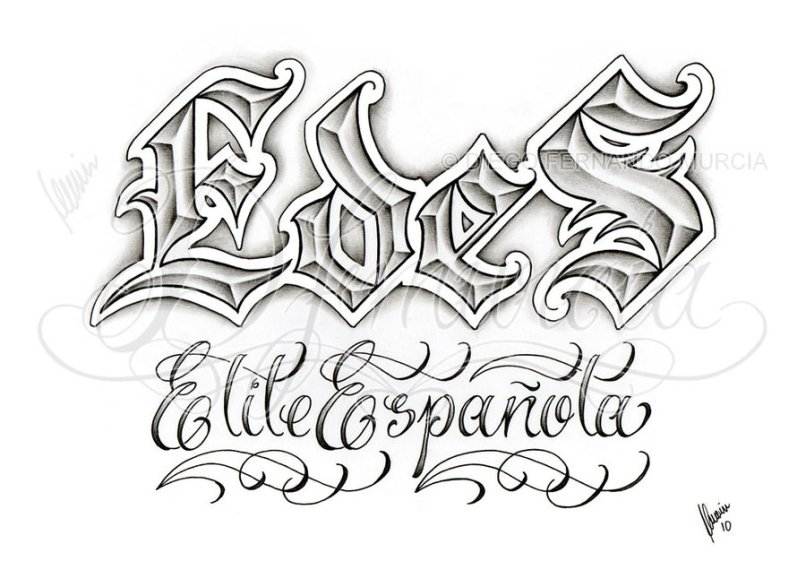 694e0a899 17 Chicano Font Alphabet Images Lettering And