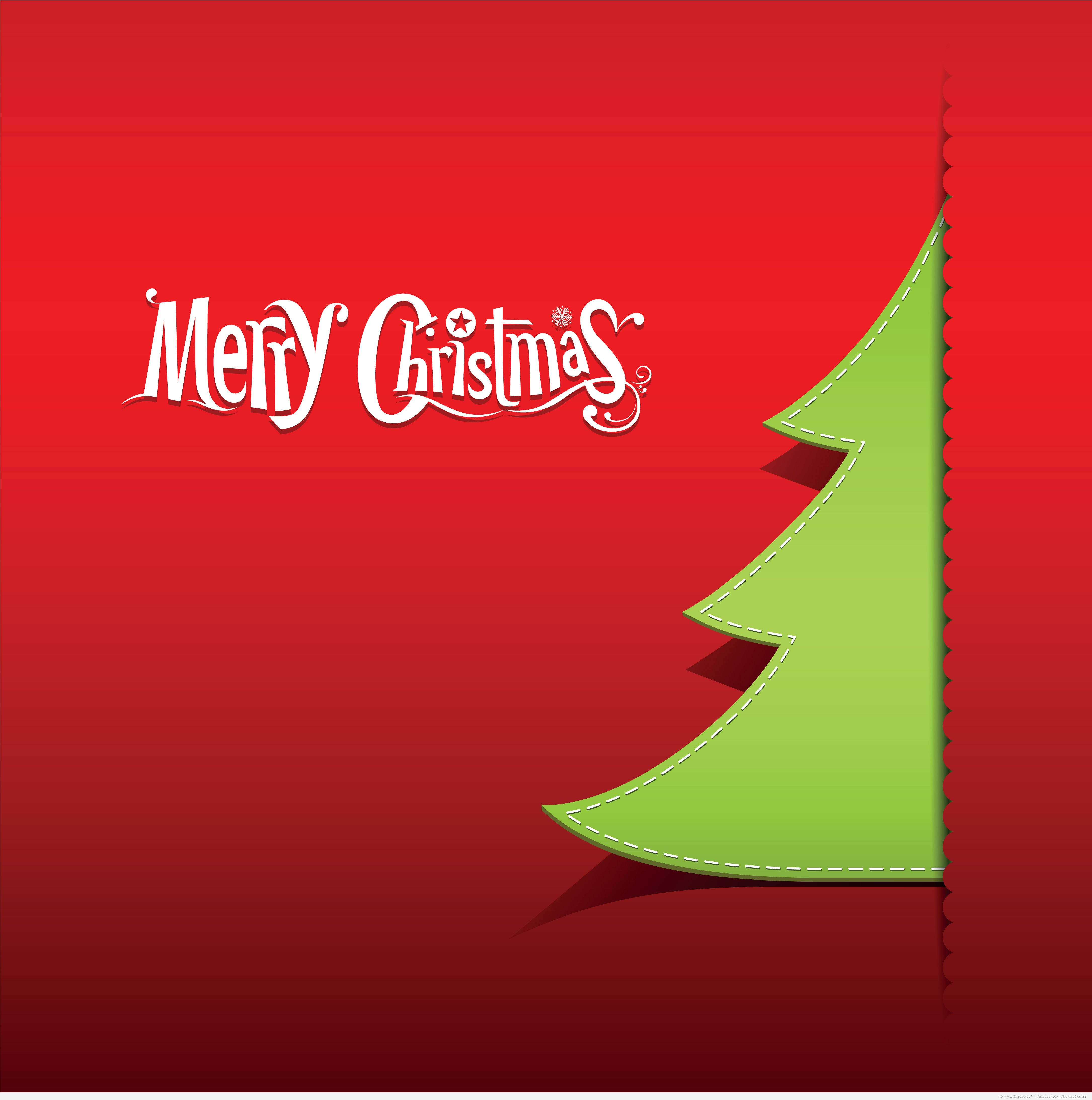11 Merry Christmas Vectors Free Images Clackamas County