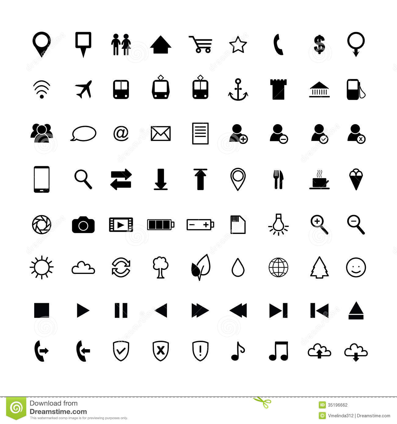 14 Solutions Icon Black And White Images