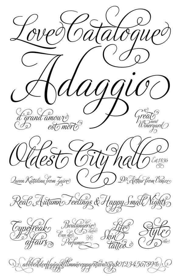 free wedding fonts # 52