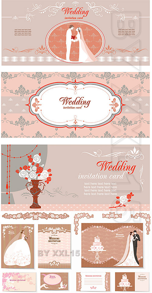 Indian Wedding Card Templates Free Invitation Psd And
