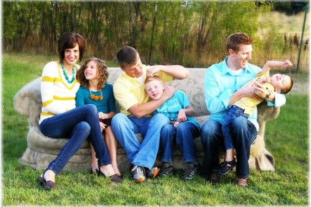 Gorgeous Spring Family Photo Outfit Ideas Leesburg