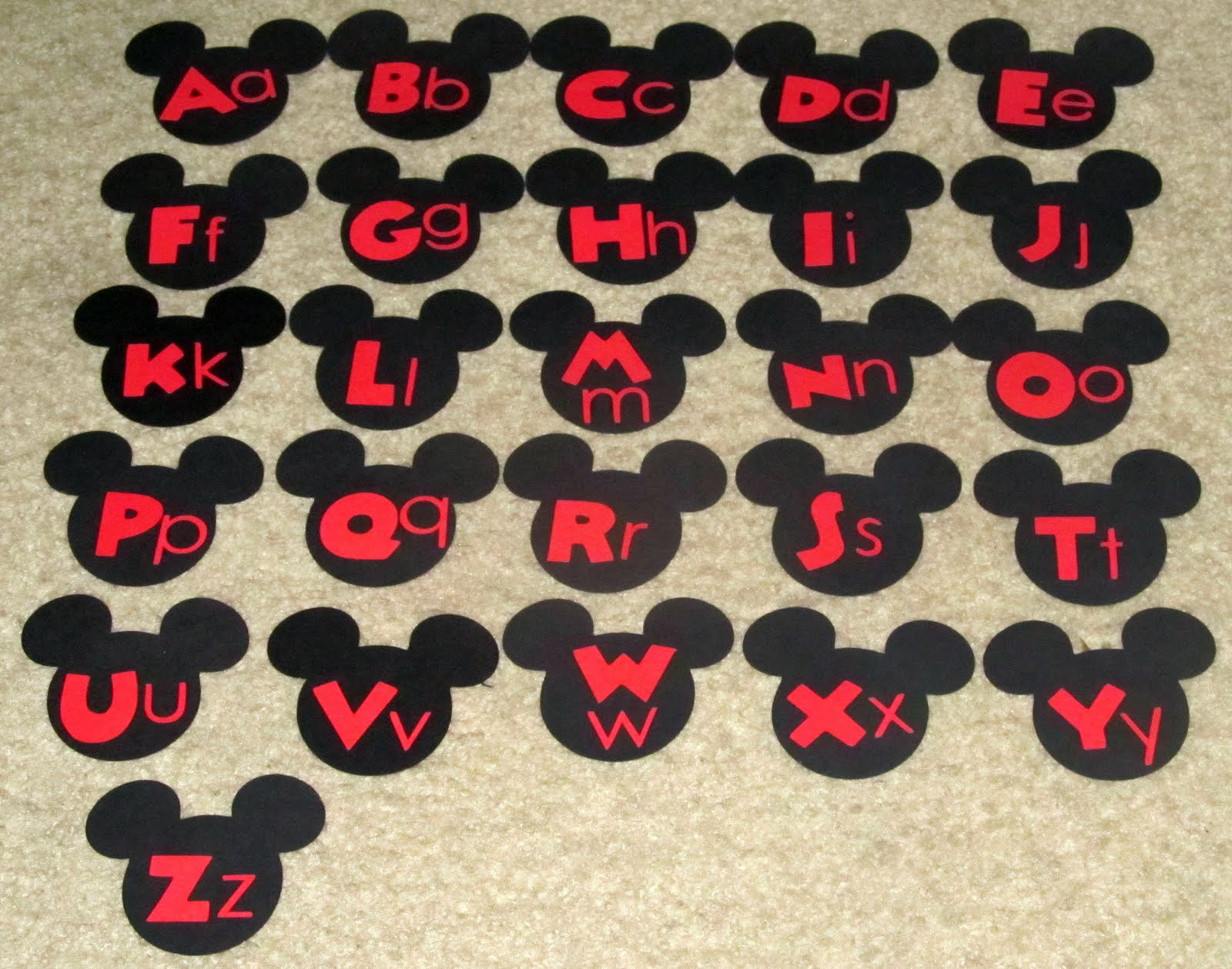 15 Mickey Mouse Head Font Images Free Mickey Mouse Ears