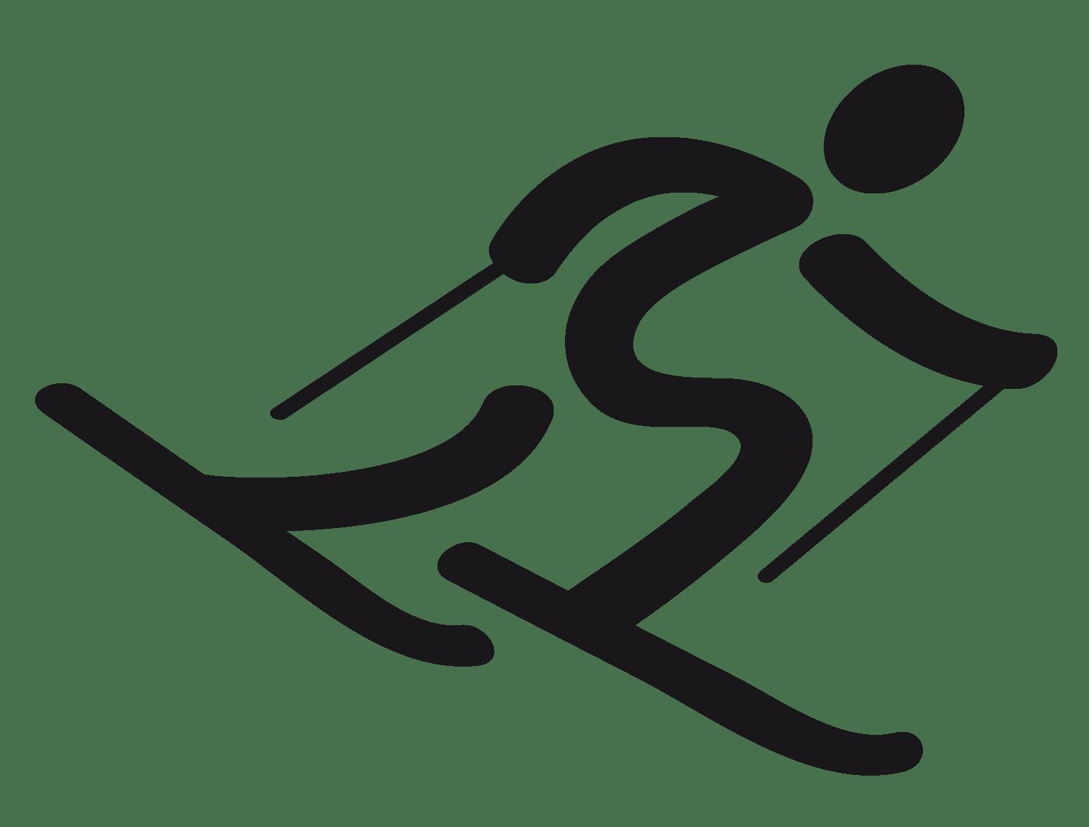 17 Alpine Olympic Icon Images