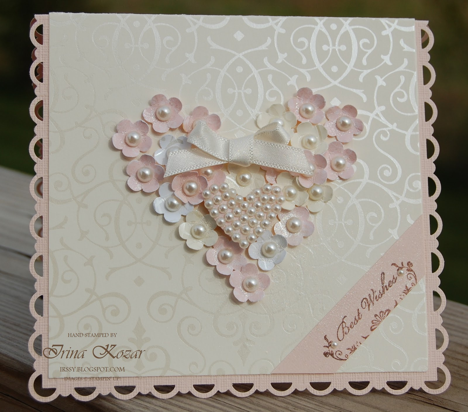 13 Homemade Wedding Cards Design Images Handmade Wedding