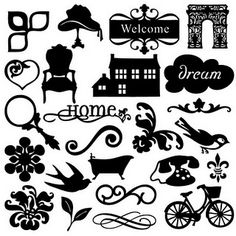 Download 13 50 Free Silhouette Designs Images - Free SVG Files ...