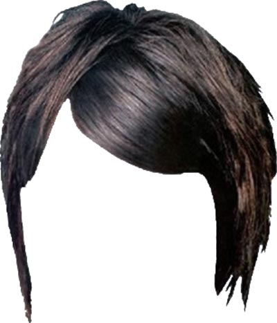 Hairstyle Template. 15 sets of free photoshop hair brushes for ...