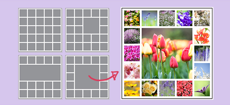 this 7 will work with or. collage template lightroom and templates ...