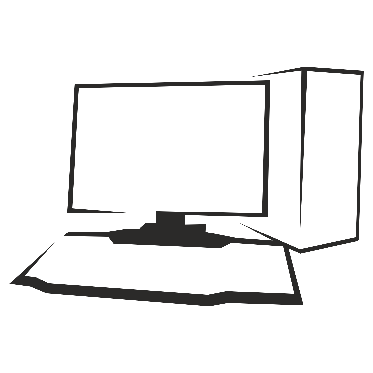 10 Free Computer Vector Images