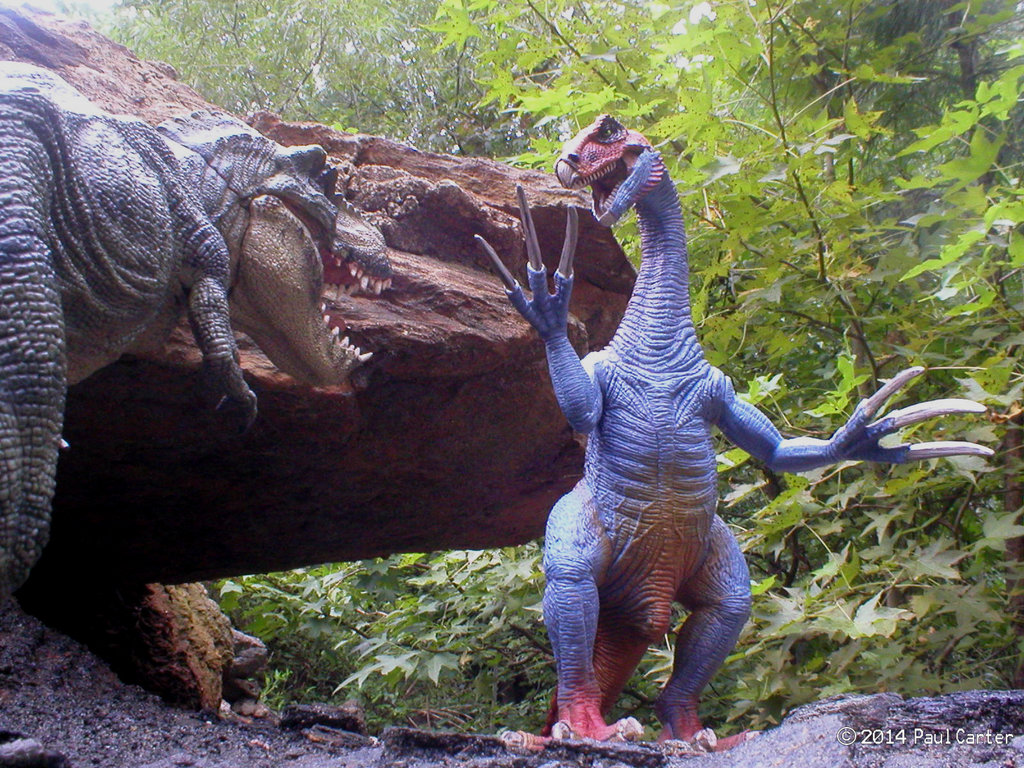 Therizinosaurus Facts And Pictures
