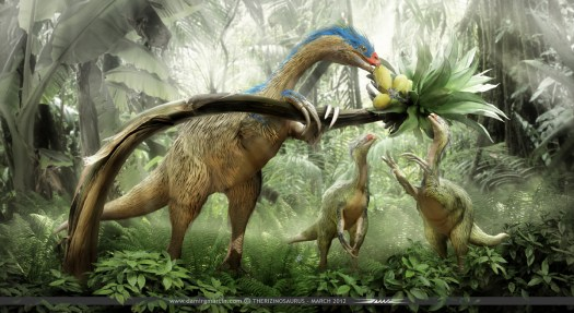 Image result for Therizinosaurus