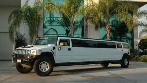 fancy limo