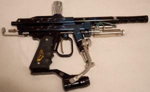 latest paintball gun