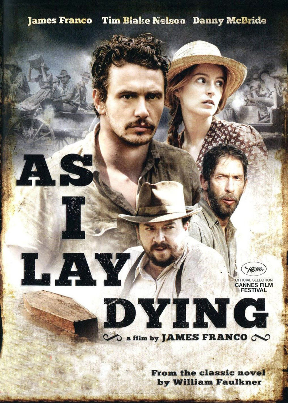 As I Lay Dying DVD Release Date Redbox Netflix ITunes Amazon