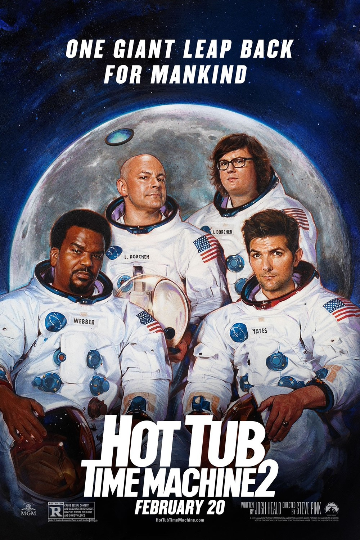 Hot Tub Time Machine 2 Dvd Release Date Redbox Netflix