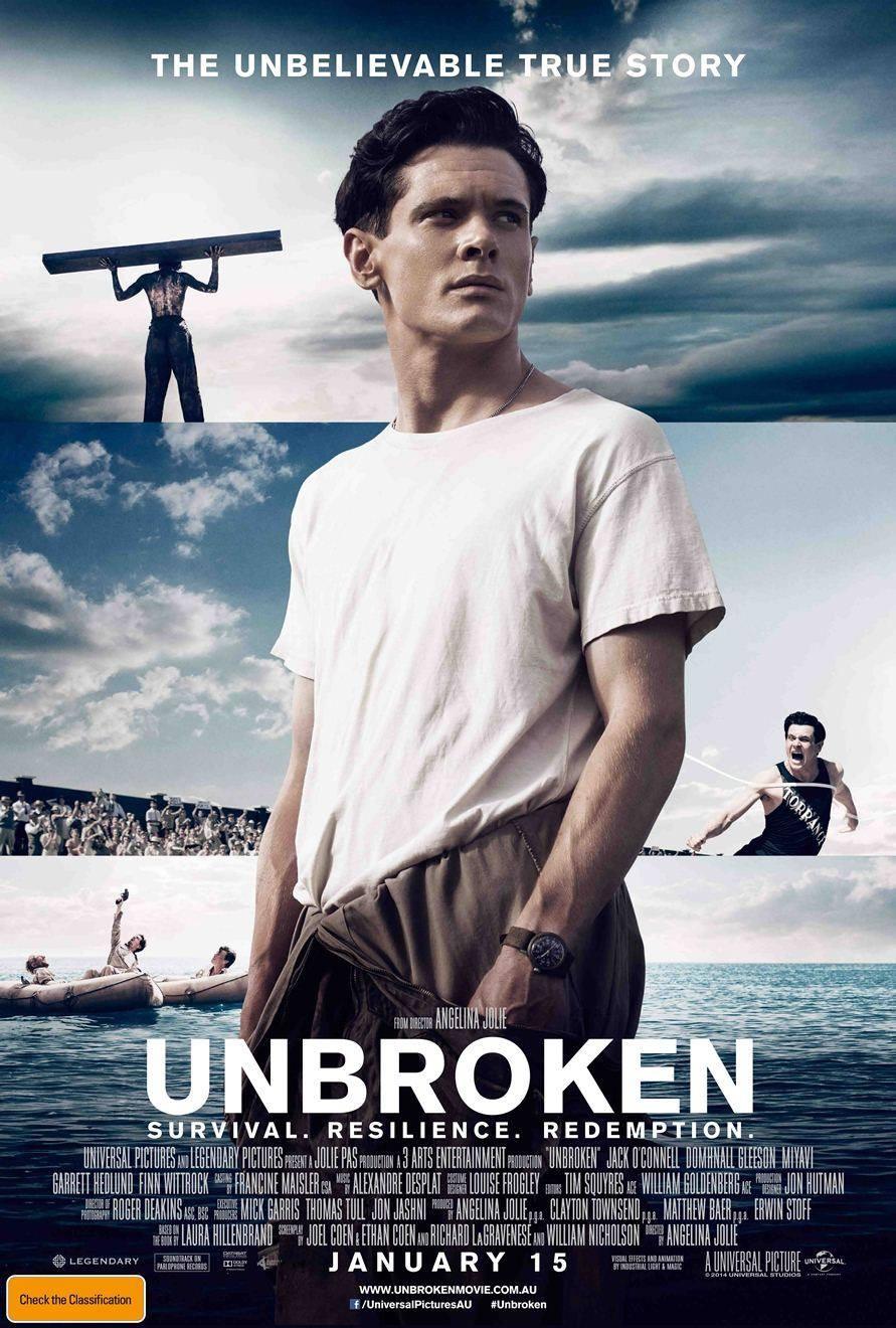 Unbroken DVD Release Date | Redbox, Netflix, iTunes, Amazon
