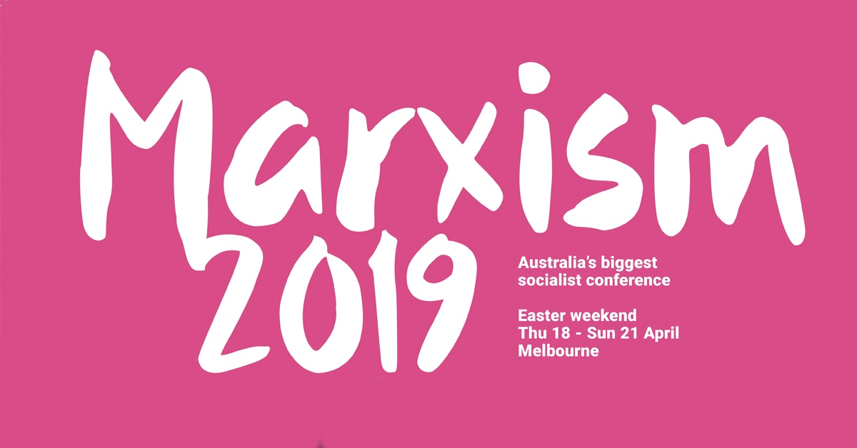 Marxism Conference 2019
