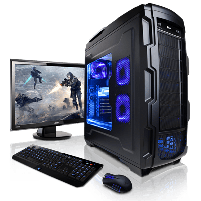 One lucky person will win a CyberPowerPC Gamer Infinity 8800 Pro!