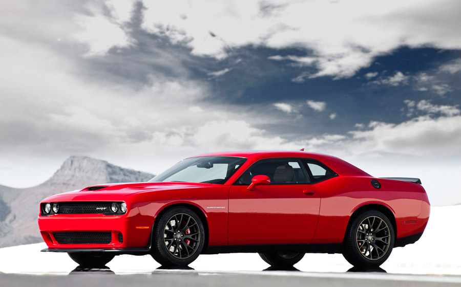 The 2015 Dodge Challenger will be the most powerful muscle car of all time.